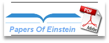 Papers Of Einstein